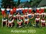 2003 Ardennen